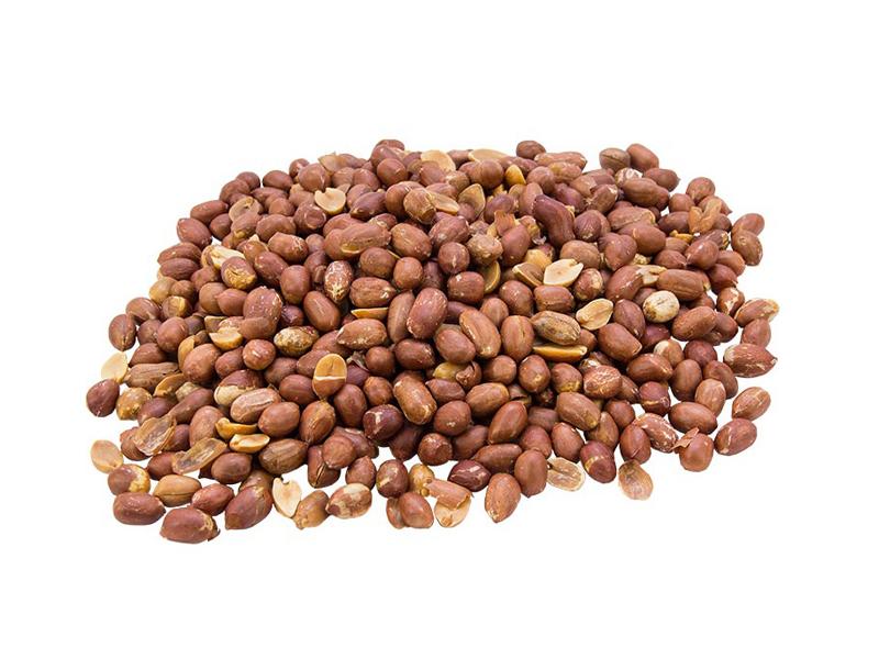 Spanish Peanuts Mound City Shelled Nut Company