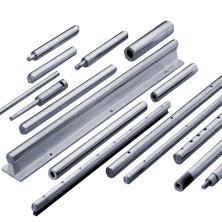 Linear Shafts — Action Bearings
