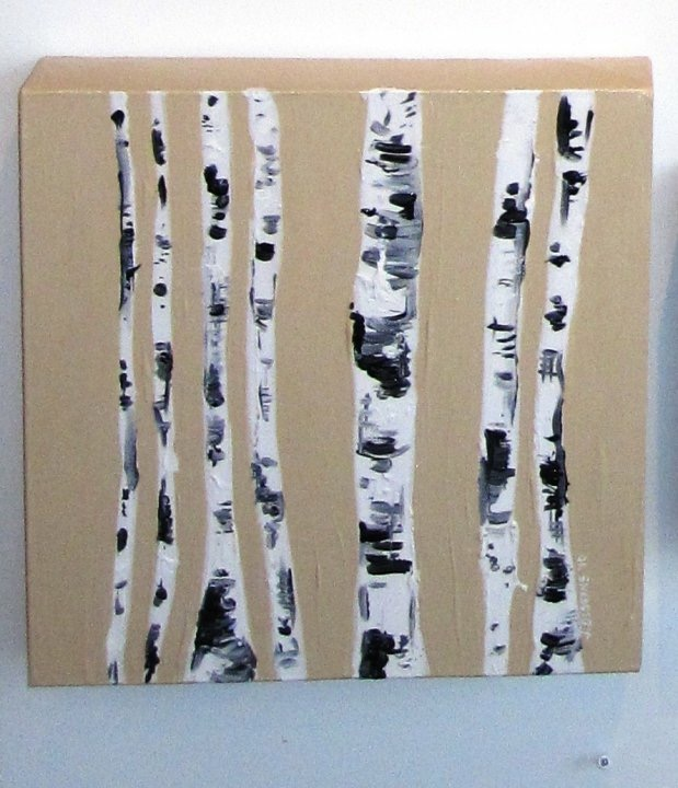 Ivory Birches - Sold