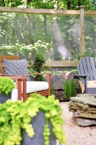 Backyard - Alison Giese Interiors