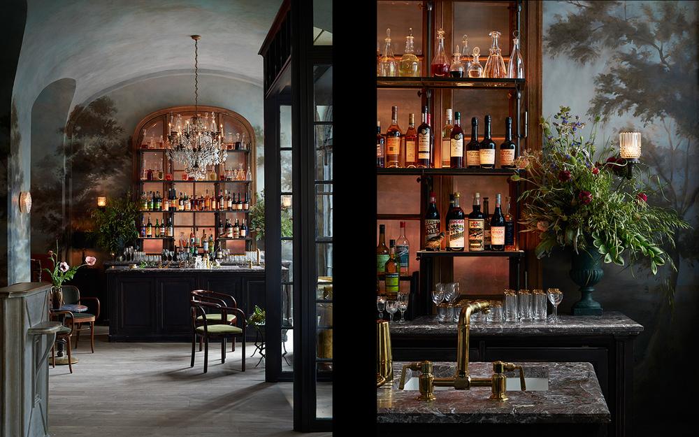 Le Coucou Bar, NYC