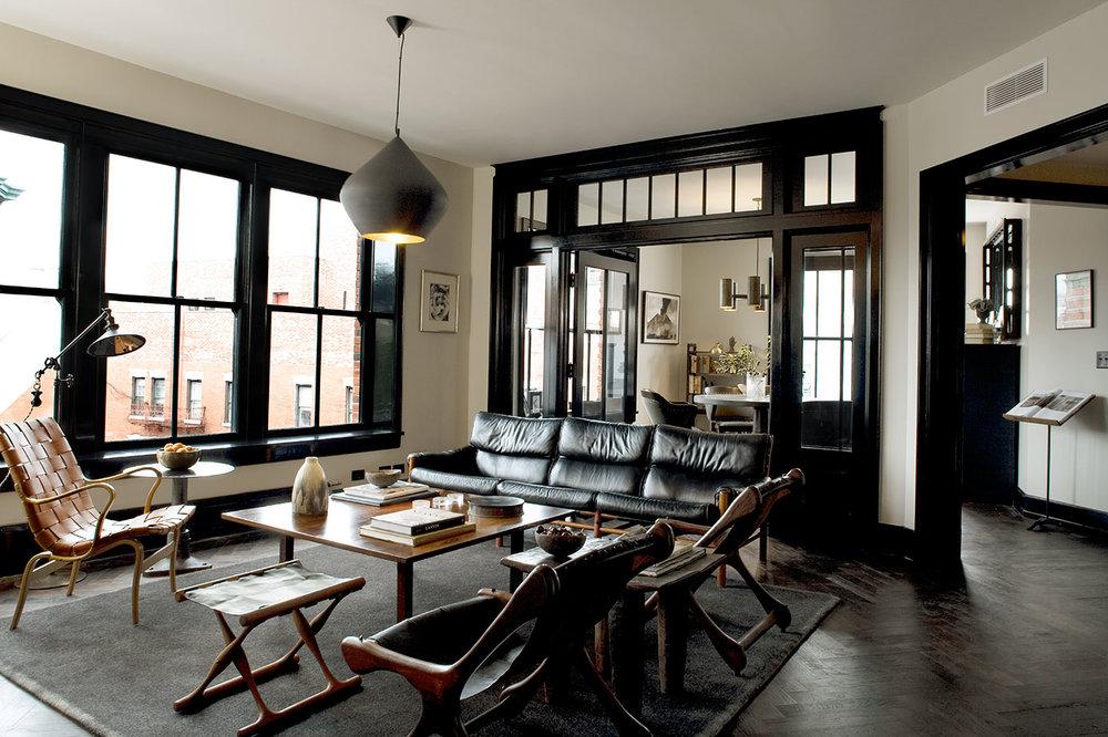 RW designed NYC residence