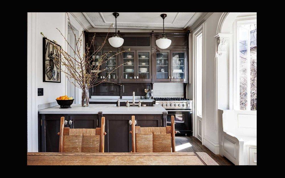 RW designed Brooklyn residence