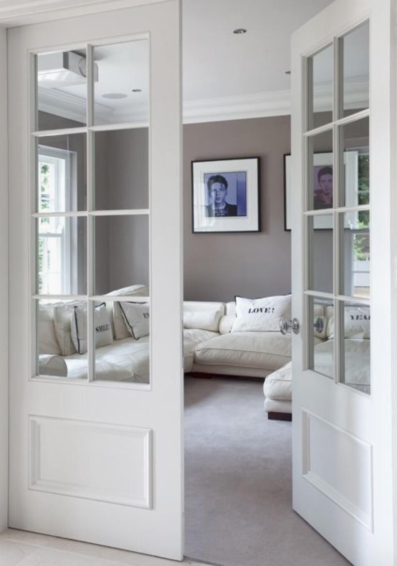 Image: Interior Barn Doors