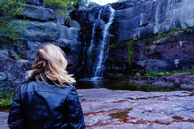O n e • Y e a r • A g o • • • • • • • #forestburghplayhouse #forestburgh #themiracle #sullivancatksills #hudsonvalley #photography #waterfall #nature #newjersey #newyork #blogger #lifestyle