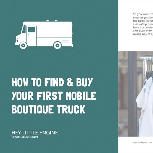 start or grow a mobile boutique business hey little engine. Black Bedroom Furniture Sets. Home Design Ideas