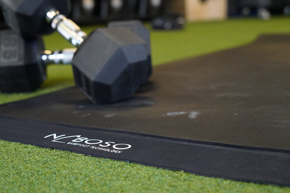 integrating the naboso™ training mats into athlete programming -
