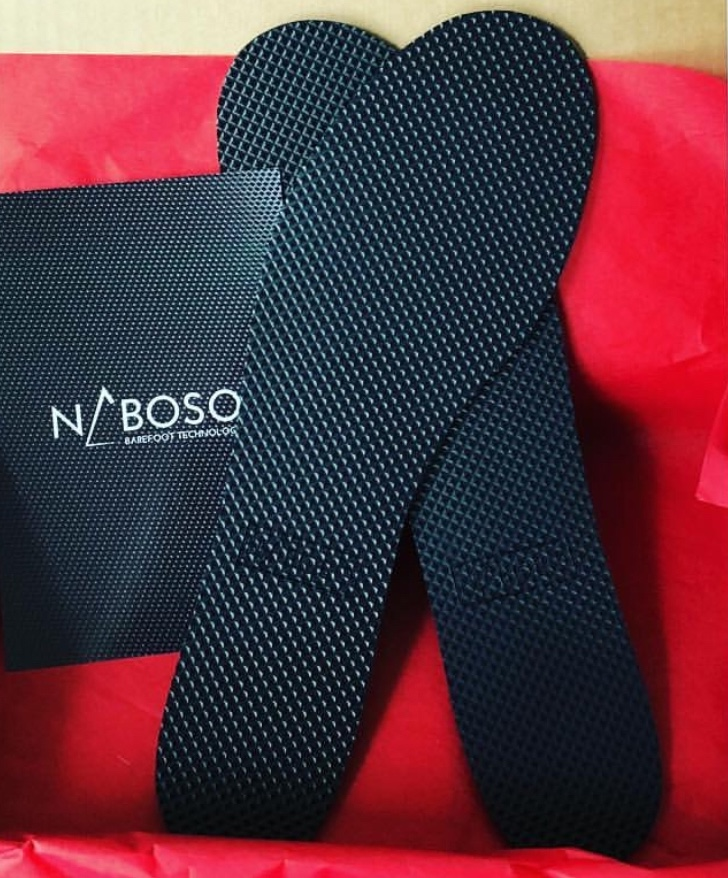 Improving movement through neuroscience with the all-new Naboso™ Neuro Insoles  -
