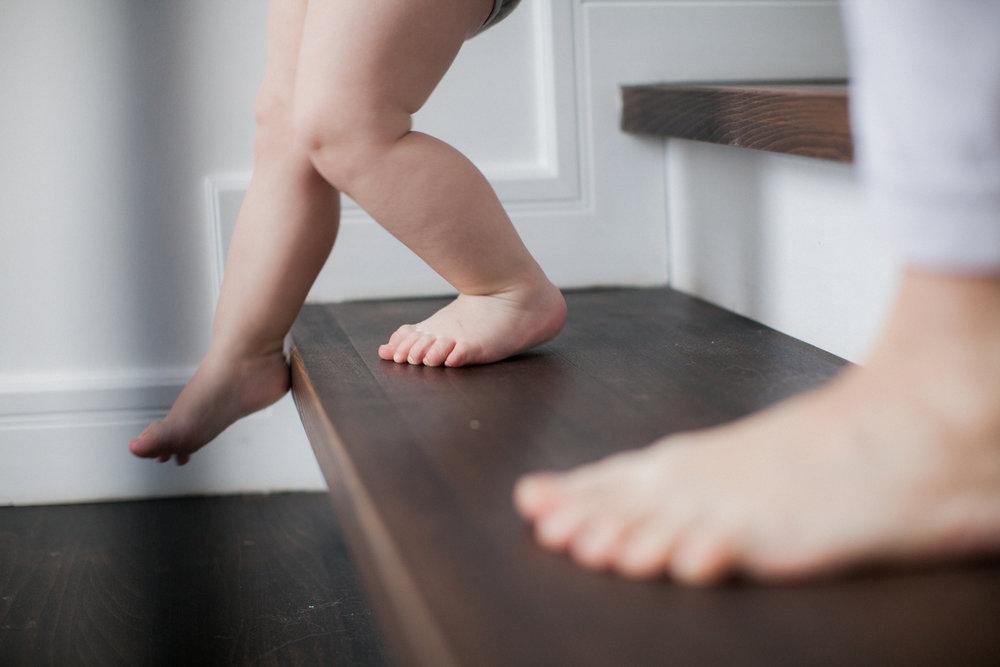 Optimize neuro development witH the Naboso™children's insoles -