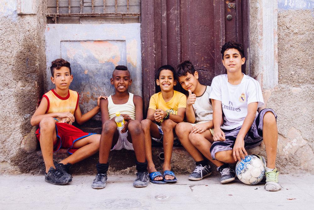 Soccer in Cuba