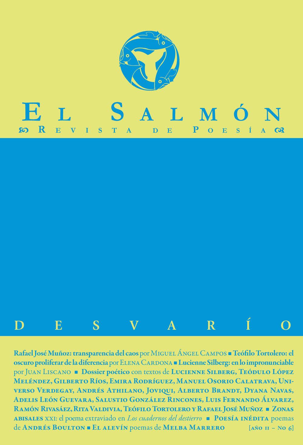 Year II, No. 6: DESVARÍO