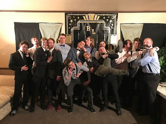 The Beaver Lodge's 5th Annual Speakeasy was a success! Another one for the books! #TheBeaverLodge #BeaverLodgeThings #Speakeasy2018