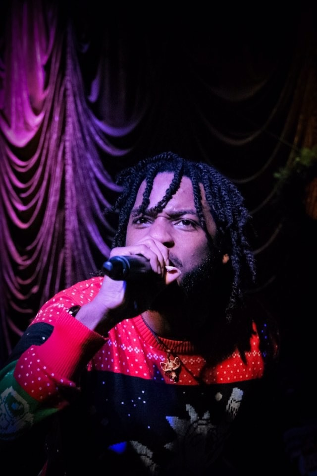 Captured by Shavonne Taisha, at The Fillmore.