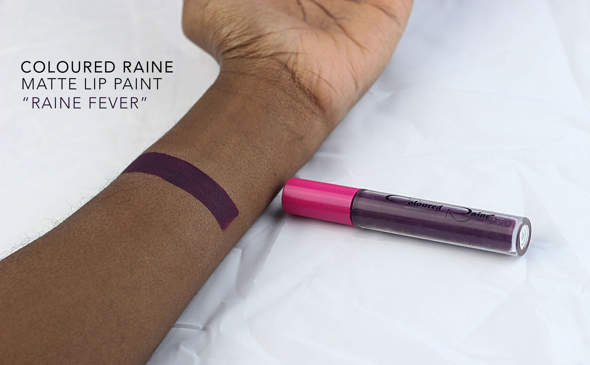 coloured raine raine fever