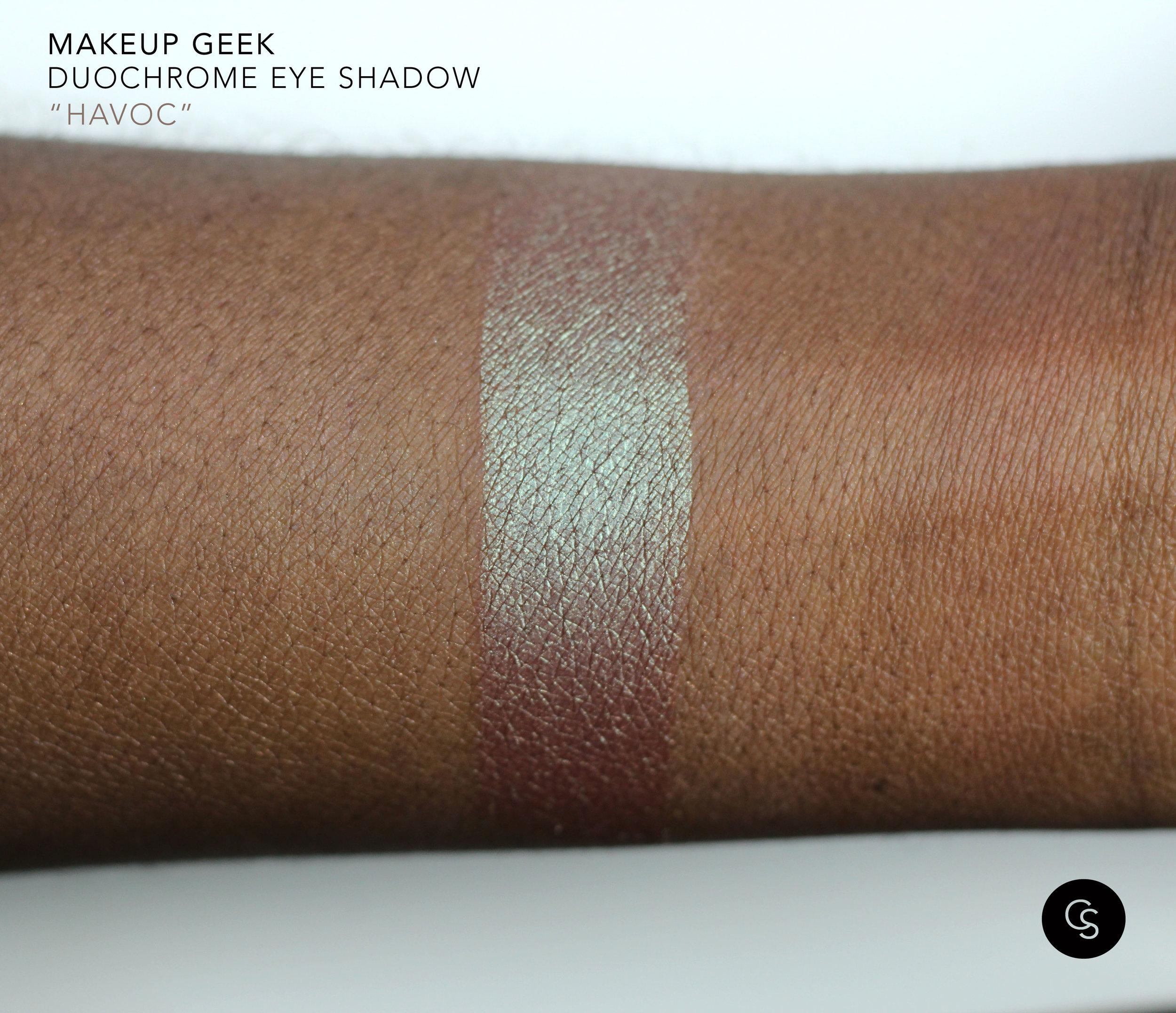 HAVOC- makeup geek - CS2
