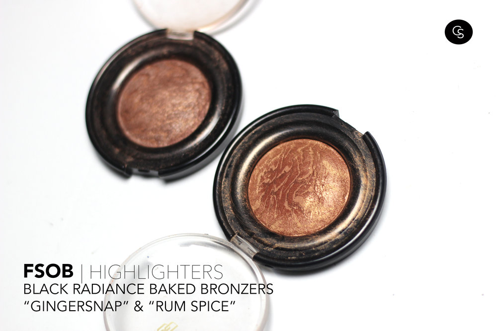 FSOB: Drugstore Highlighters — Cocoa Swatches