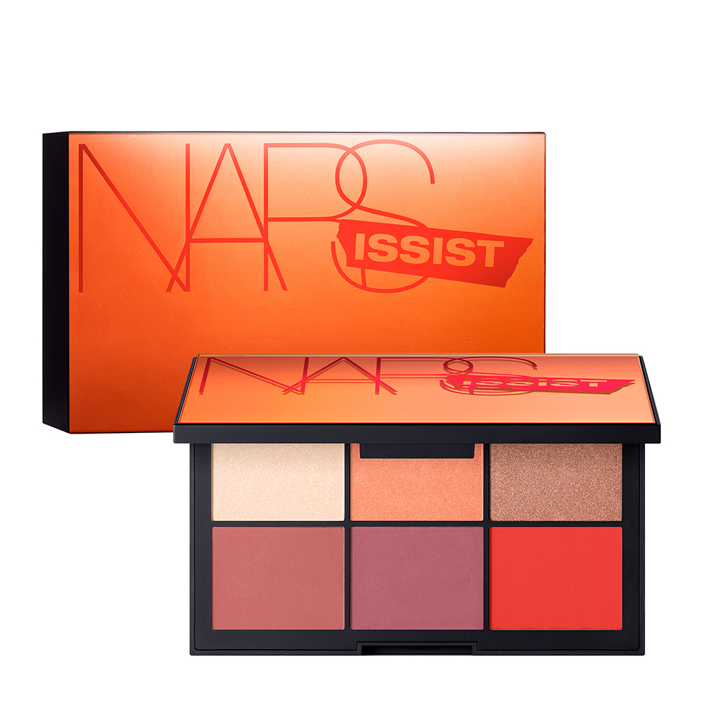 2. NARSissist Unfiltered Cheek Palette (Unfiltered I) - The colors in this LE blush palette look super unique and in true NARS fashion, super pigmented. We first saw this palette appear in a Glossy Eyelid tutorial by Jackie Aina. (min 6:20)The color pay off looks incredible! This palette runs for $59.