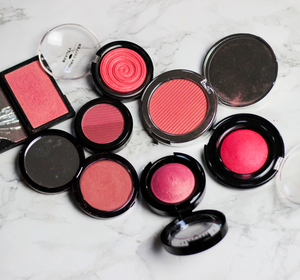 CORAL ME MINE - Coral blushes look gorgeous on so many complexions and are perfect for spring/summer! Check out some of our faves below.