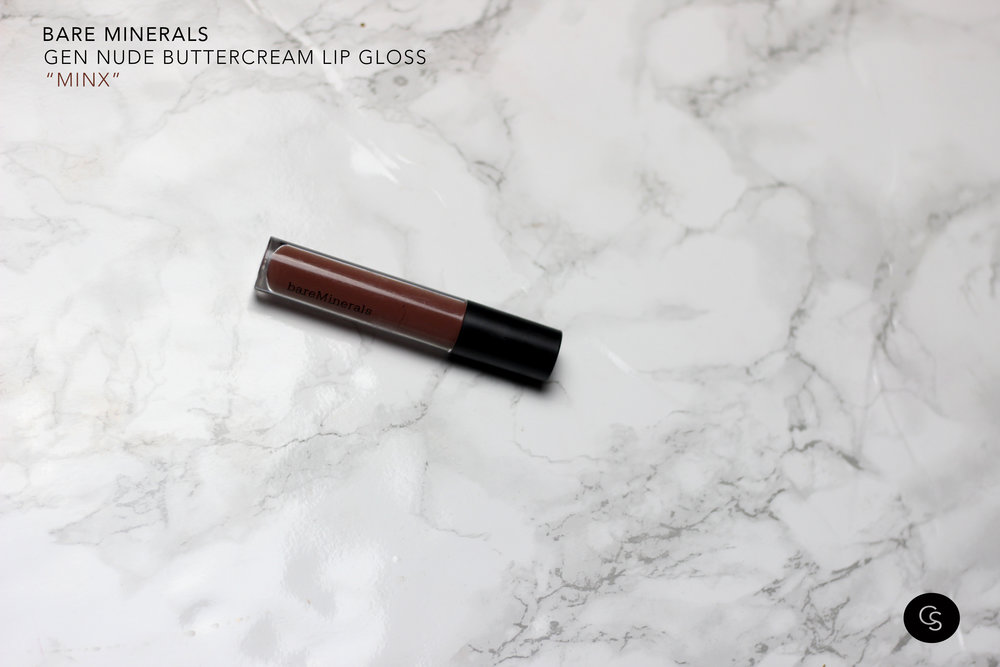 Minx - bareMinerals Lip Gloss