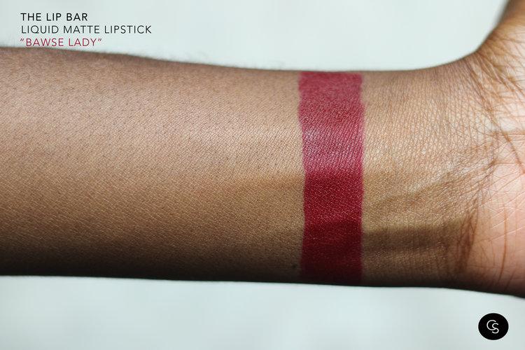 Matte Liquid Lipstick by The Lip Bar #7