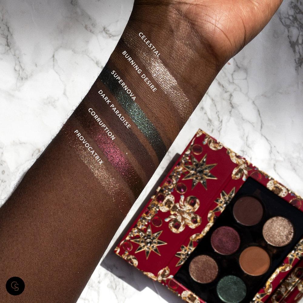 Pat Mcgrath MTHRSHP Sublime Bronze Temptation Eyeshadow Palette