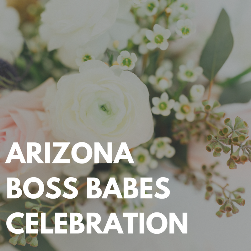 Arizona Boss Babes Event Venue
