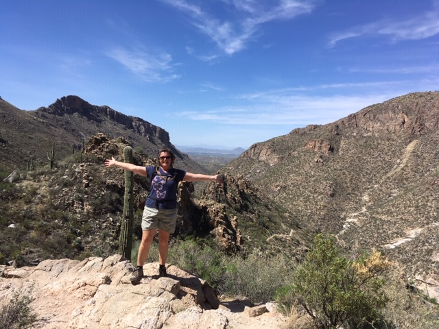 About The Host: April - April has 9-year-old twin sons that keep her and the hubby busy. As a family, they enjoy new experiences, food and activities, which is why the Presidio is so close to her heart. A Tucson resident since 1995, she loves showing the uniqueness that the Old Pueblo provides.