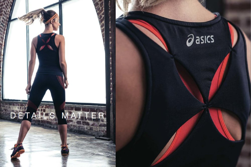 Womens & mens elite activewear