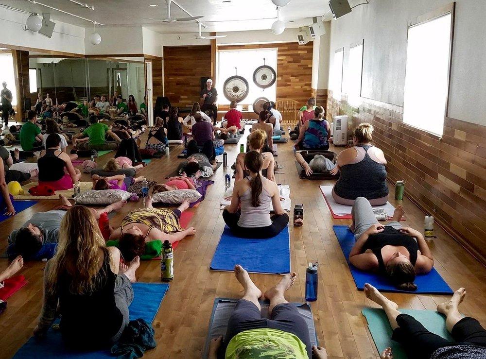 Expand Yoga - Tacoma, WA