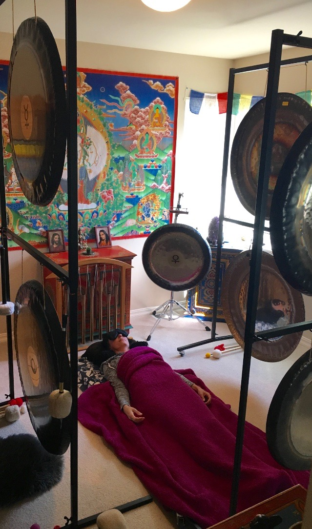 Private Gong Bath