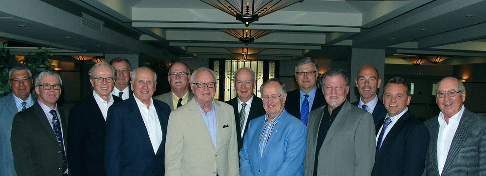 To celebrate our 80th Anniversary and honour our history we were thrilled to have 14 WAB Past Presidents and guests join our Board of Directors for a special Reception and Dinner in 2014 in Banff, Alberta. Past WAB presidents (left to right): Menno Friesen, David Dekker, Gordon Rawlinson, David Wiebe, Terry Coles, Fred Filthaut, Don Brinton, Bruce Cowie, Elmer Hildebrand, Lyndon Friesen, Vic Dubois, Tom Newton, Richard Kroeker and Doug Shillington