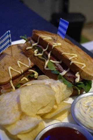 Blackforest Ham Sandwiches