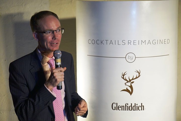 James Pennefather, Managing Director, William Grant & Sons India