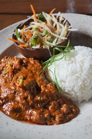 Rendang Lamb Curry