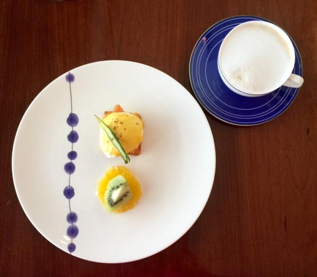 Breakfast at Aqua