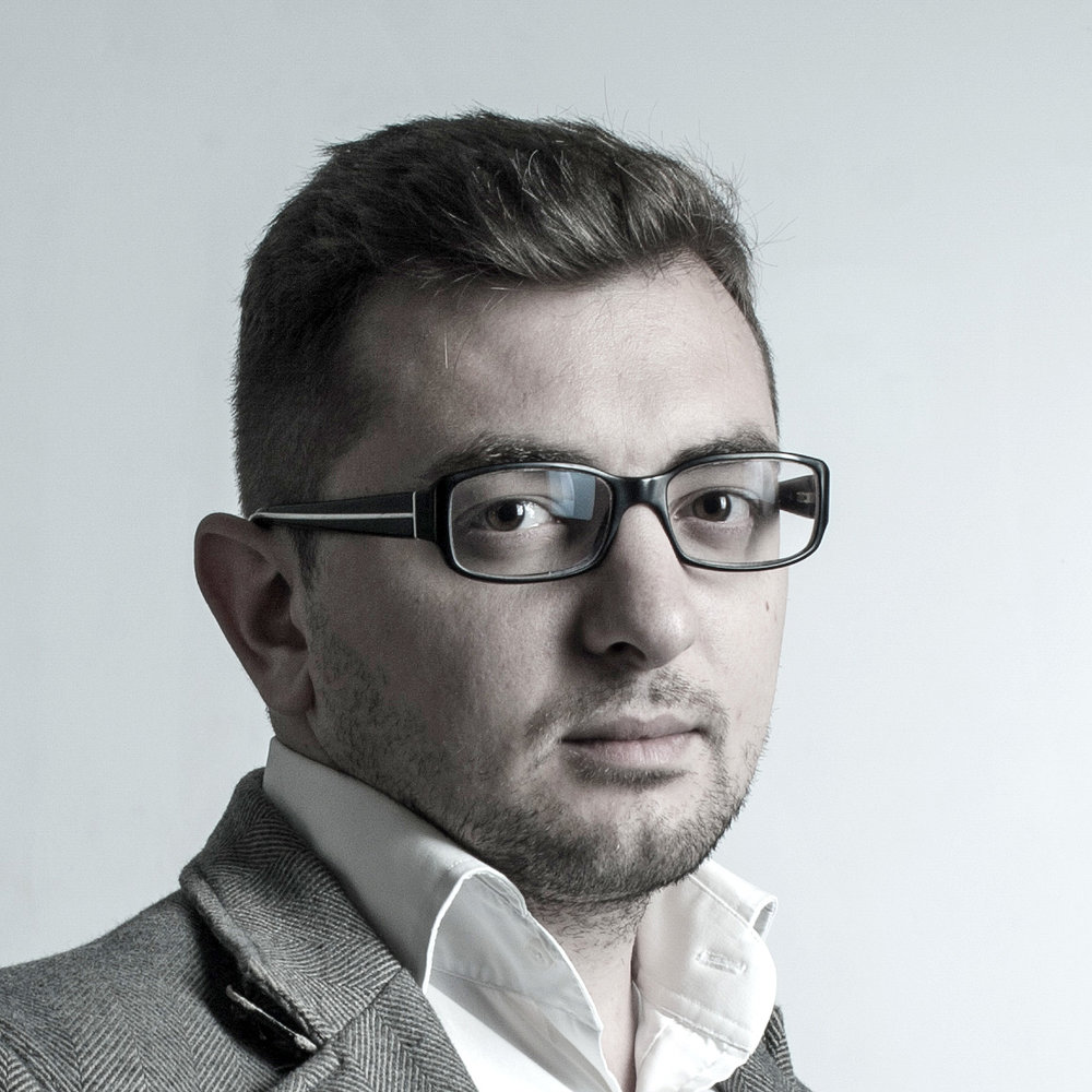 Alexandru Darie Graphic Designer