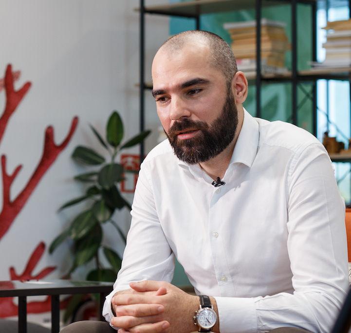 Live Interview with Liviu Avram