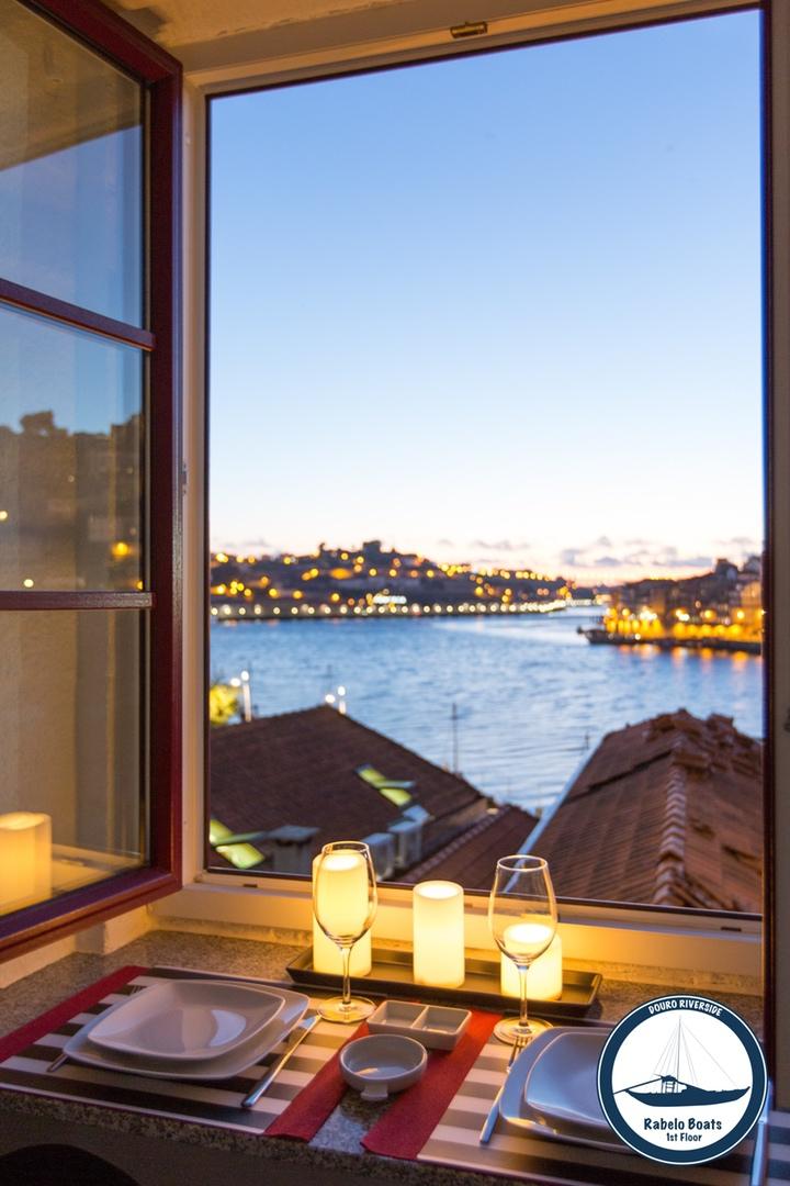 30. Douro Riverside - Rabelo Boats (View Sunset 2).jpg