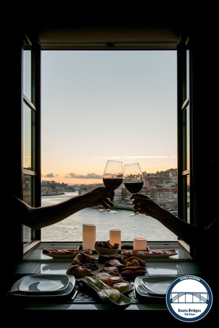 17. Douro Riverside - Douro Bridges (View Late Dinner 2).jpg