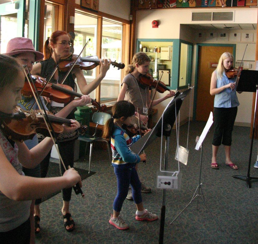 RCMA Chamber Musicians