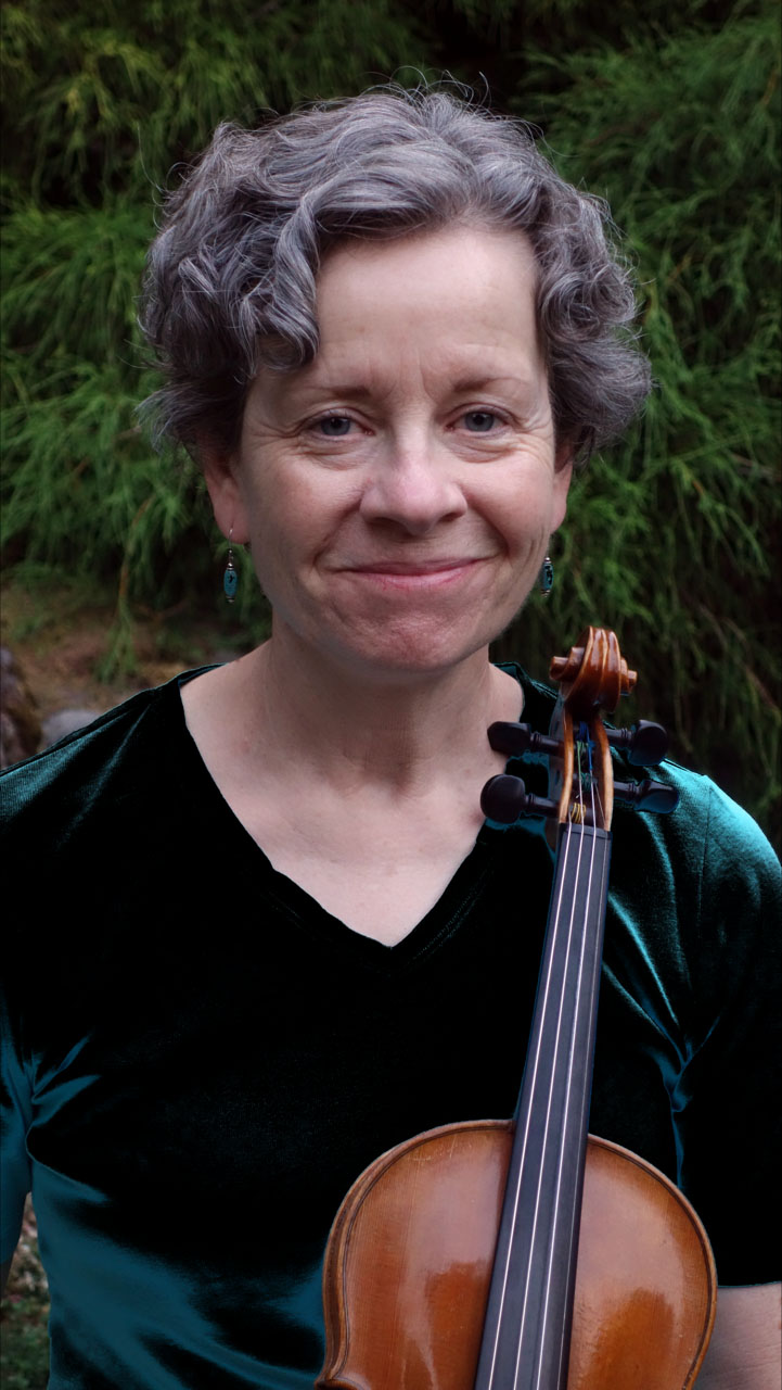 Robin Dubay, Violin