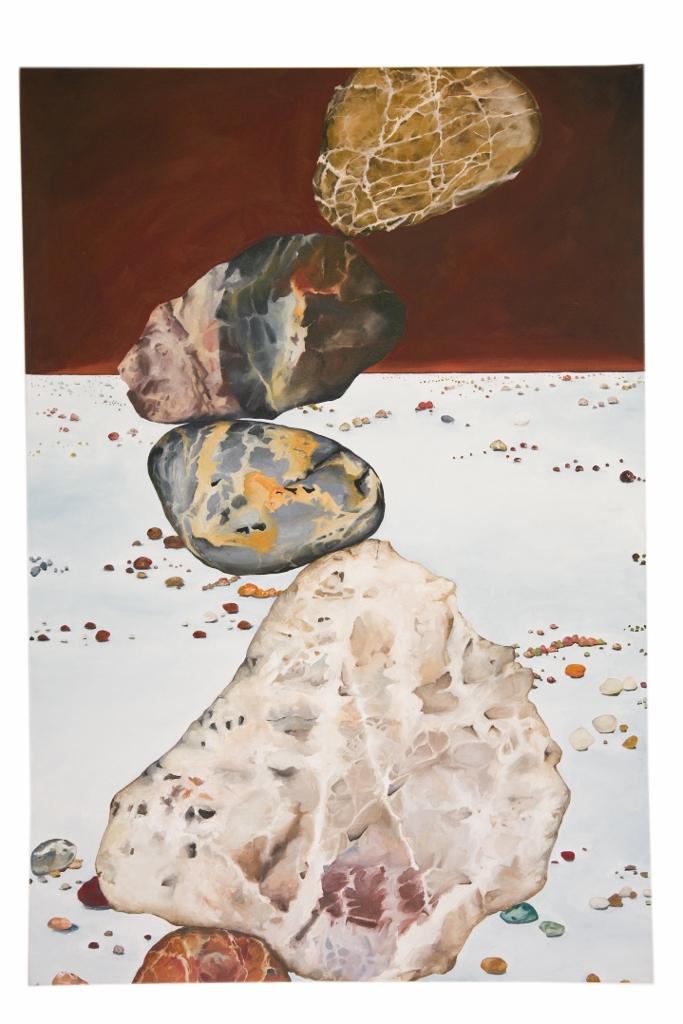 Stonescape No. 2