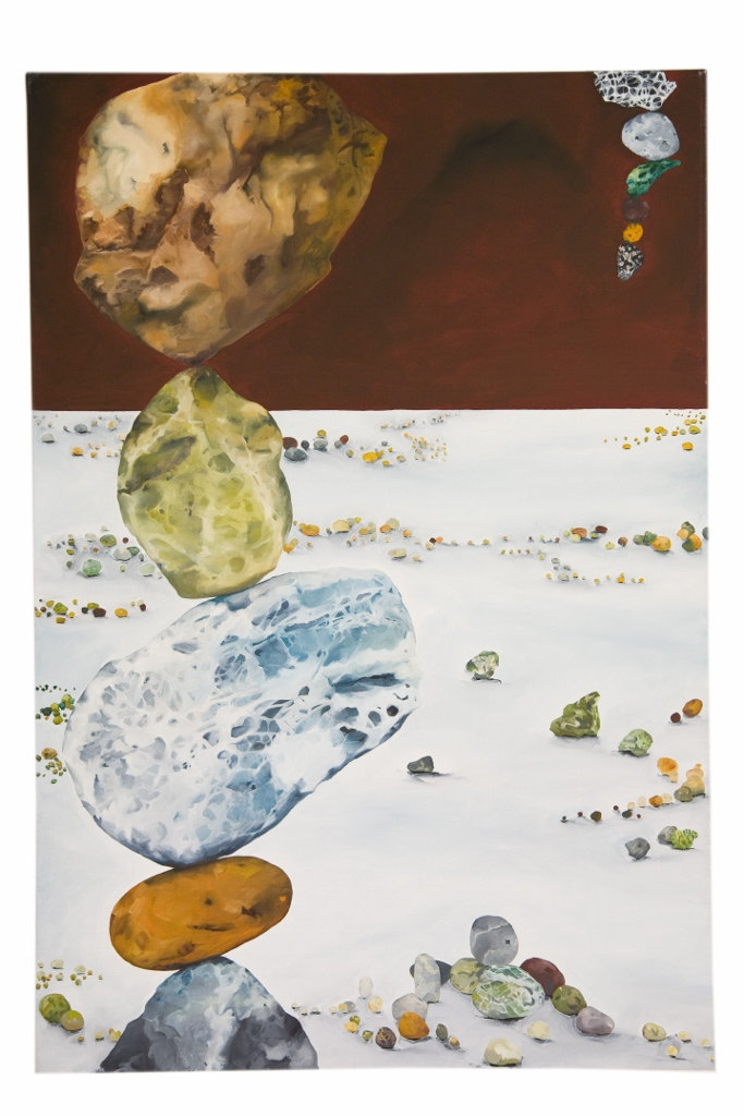 Stonescape No. 3