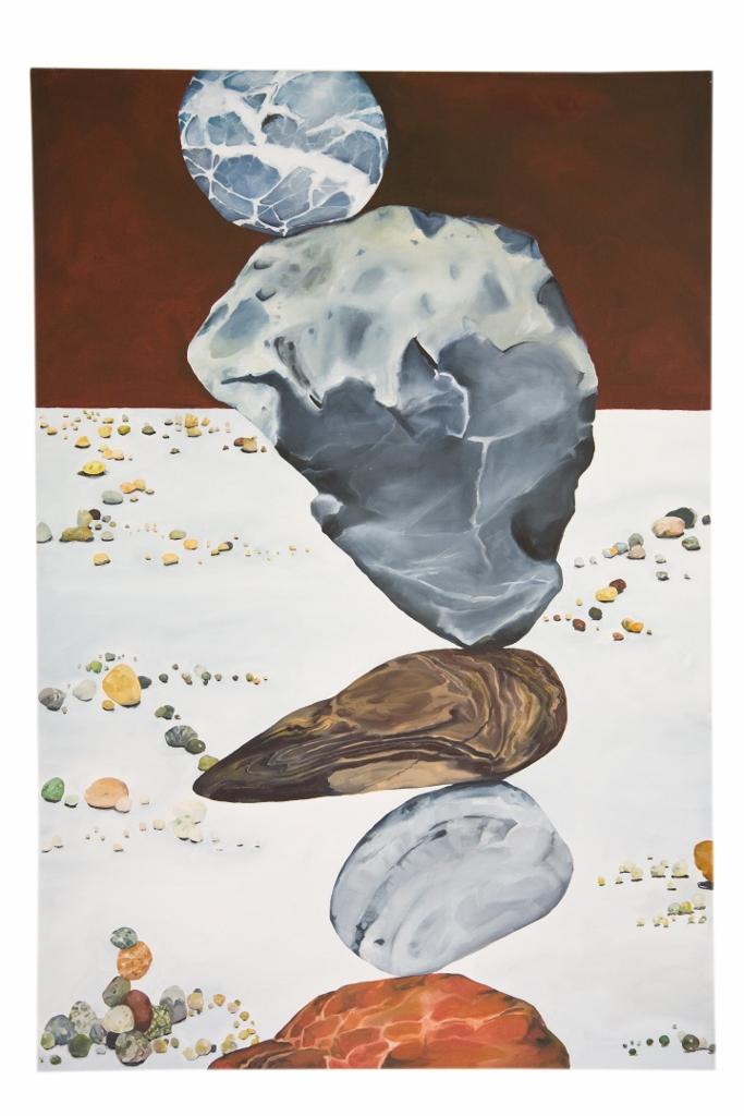 Stonescape No. 4
