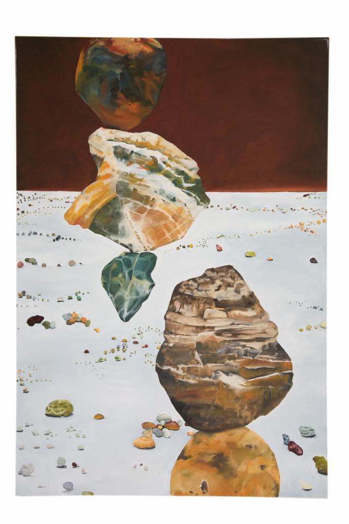 Stonescape No. 8