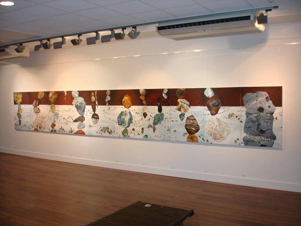 Stonescape - Wallace Art Gallery, Morrinsville NZ