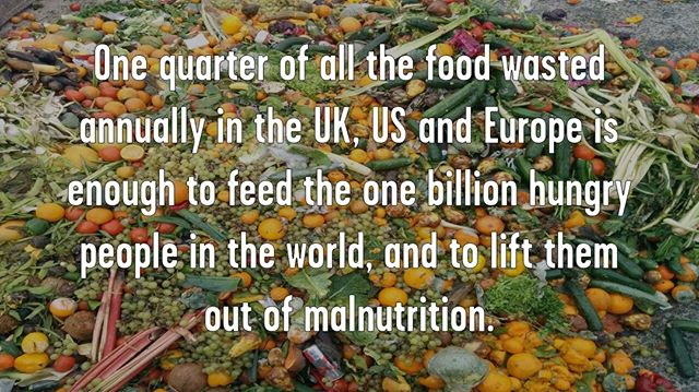 Food waste is a symptom of an unsustainable and unequal food supply chain.  Find out more: https://feedbackglobal.org/  #foodwaste #waronwaste #sundayread #sciencesunday #climatechange #climateaction