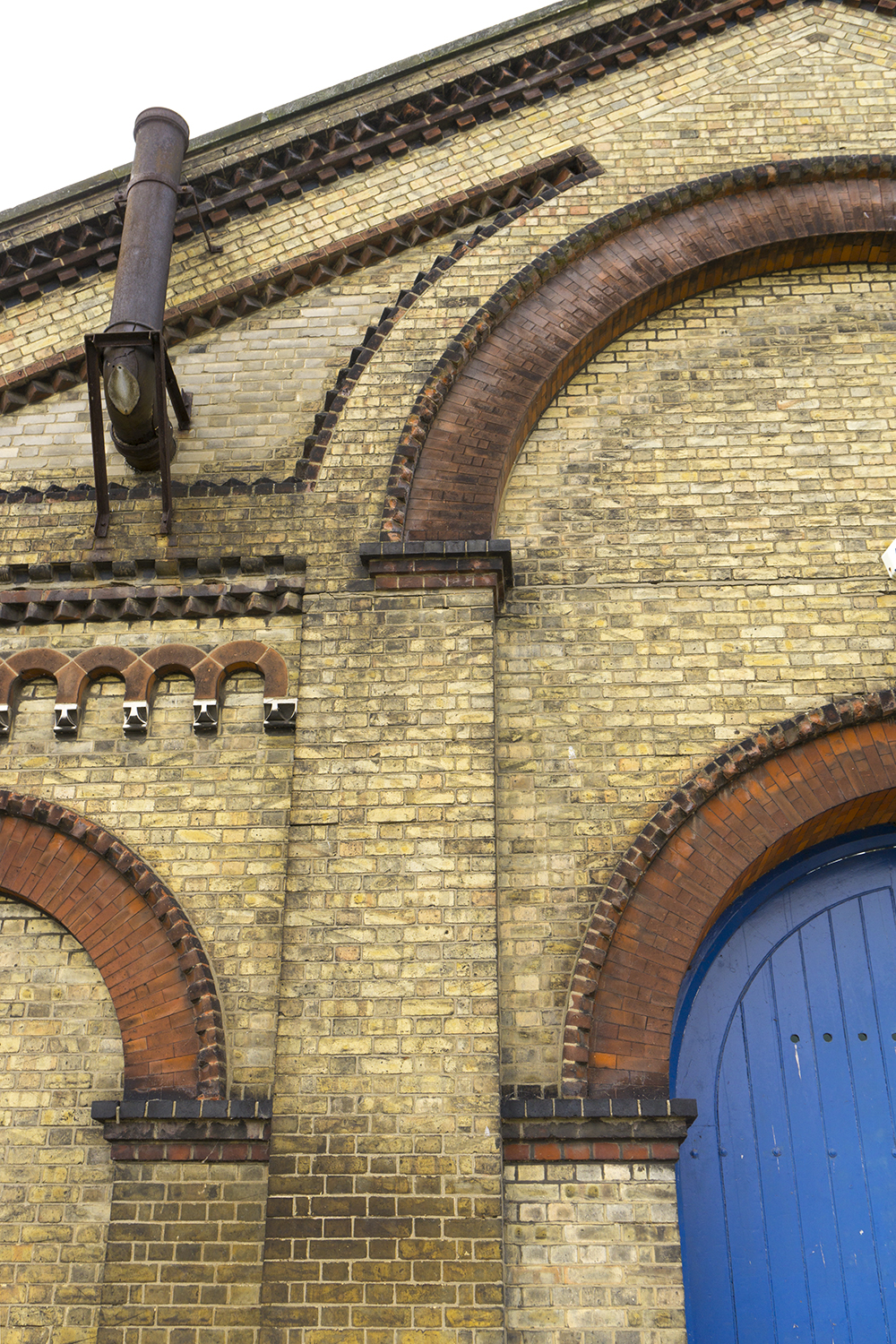 colour + shape | Interior Design Studio | Cambridge - Crossness Pumping Station