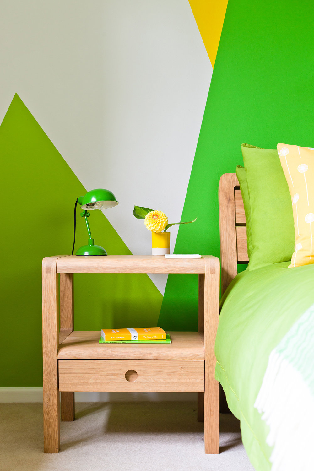 colour + shape | Interior Design Studio | Cambridge - Bungalow Brights