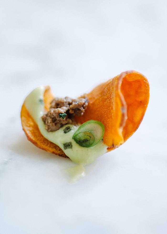 Sweet Potato Nachos (AIP/Paleo)